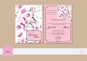 Lara - Blush Pink